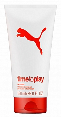 Puma Time To Play Woman Showergel 150ml