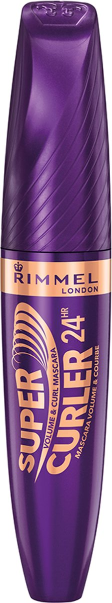 Rimmel London Supercurler Mascara - 001 Black