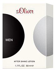 S. Oliver Man Aftershave Lotion Splash 50ml