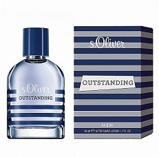 S. Oliver Outstanding Men Aftershave Lotion 50ml