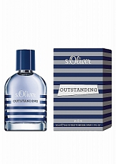 S. Oliver Outstanding Men Eau De Toilette 50ml