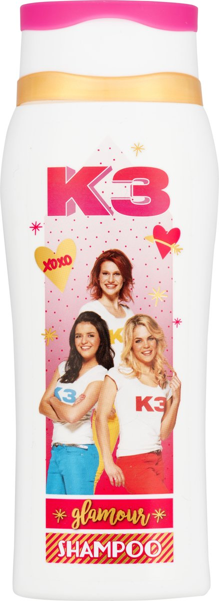 studio 100/k3Shampoo K3: 250 ml