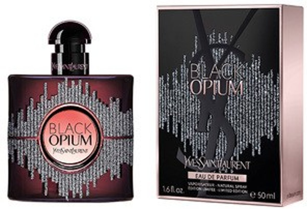 Yves Saint. Laurent Black Opium Sound Illusion Eau de Parfum Spray 50 ml