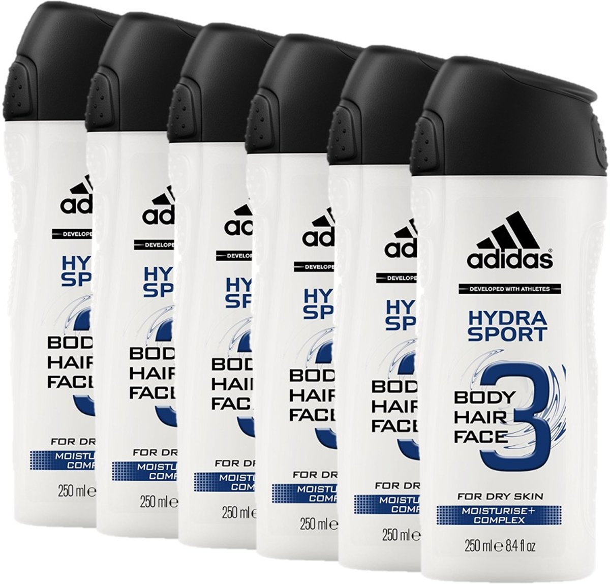 Adidas Bad en douche parfums