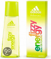 Adidas Fizzy Energy for Women - 30 ml - Eau de Toilette