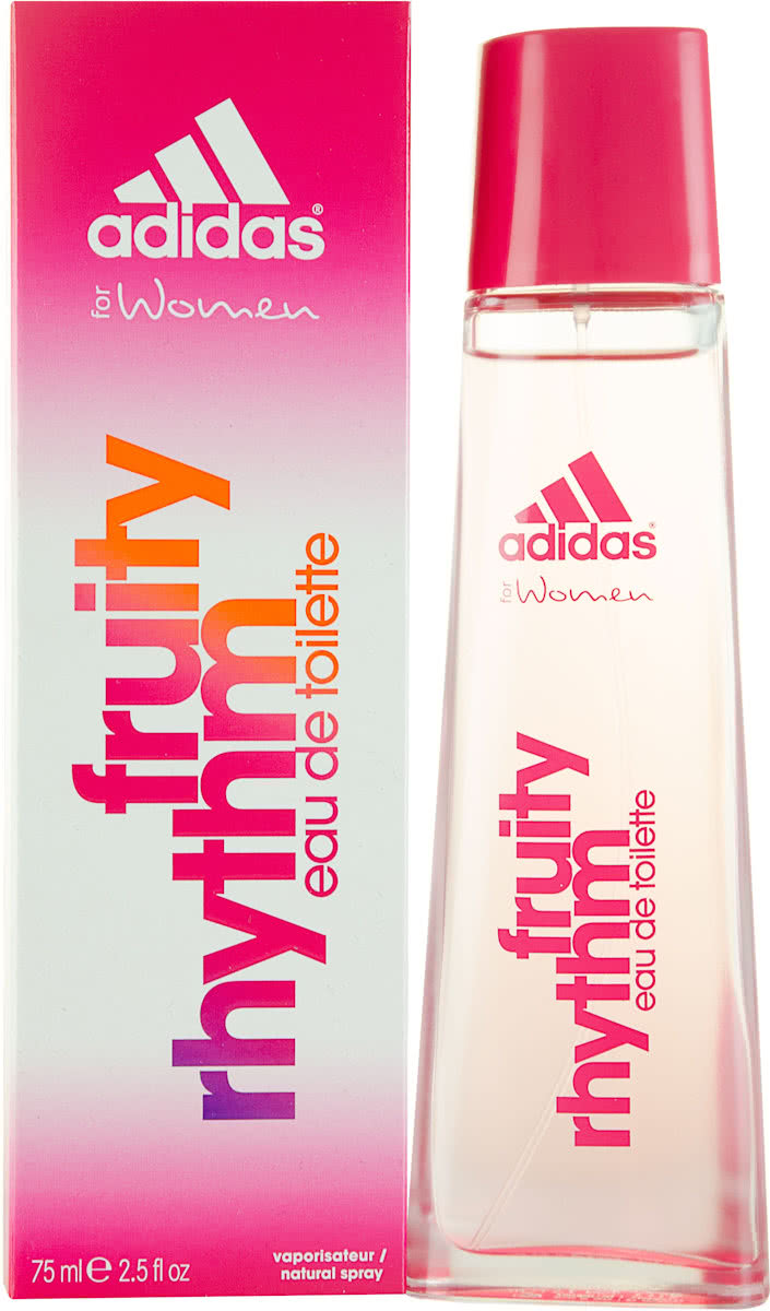 Adidas Fruity Rhythm for Woman - 75 ml - Eau de toilette