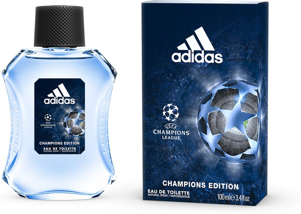 Adidas Man Champions League 4 Parfum 100 ml Eau de Toilette