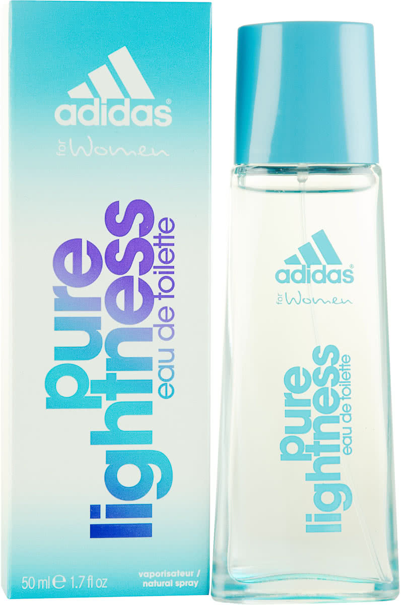 Adidas Pure Lightness for Woman - 50 ml - Eau de toilette