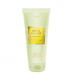 4711 Acqua Colonia Lemon & Ginger Bodylotion 200 ml