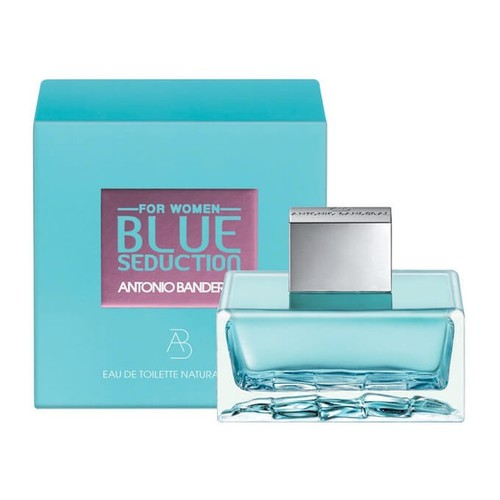 Antonio Banderas Blue Seduction Woman eau de toilette 80 ml