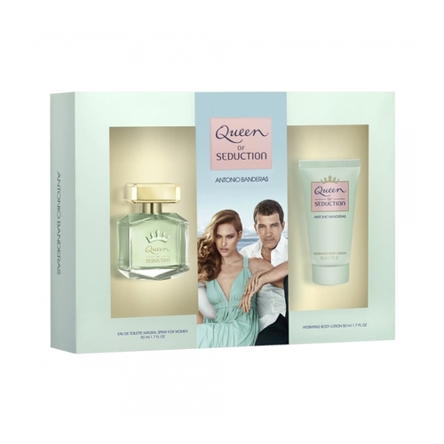 Antonio Banderas Queen Of Seduction gift set