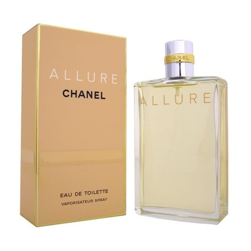 Chanel Allure eau de toilette 100 ml