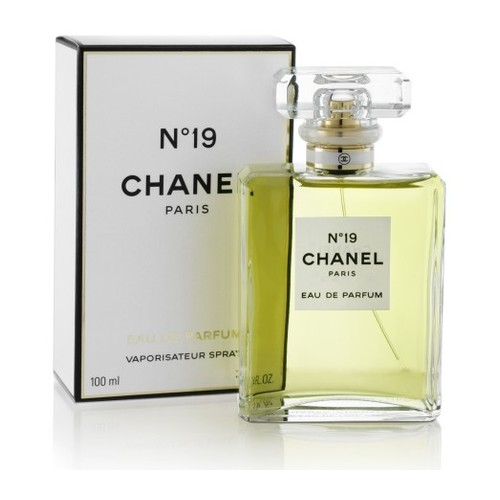 Chanel No. 19 eau de toilette 100 ml