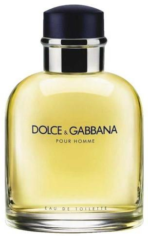 Dolce & Gabbana Eau de Toilette Spray - Men 125ml