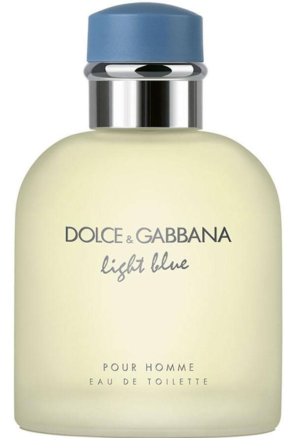 Dolce & Gabbana Light Blue Eau de Toilette Spray - Men 75ml