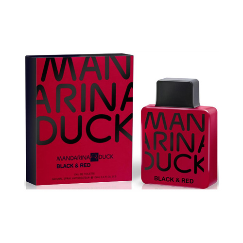 Mandarina Duck Black & Red eau de toilette 100 ml