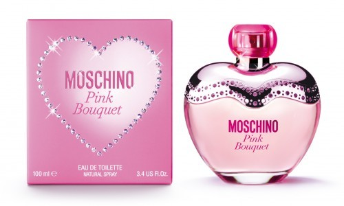 Moschino Pink Bouquet eau de toilette 100 ml