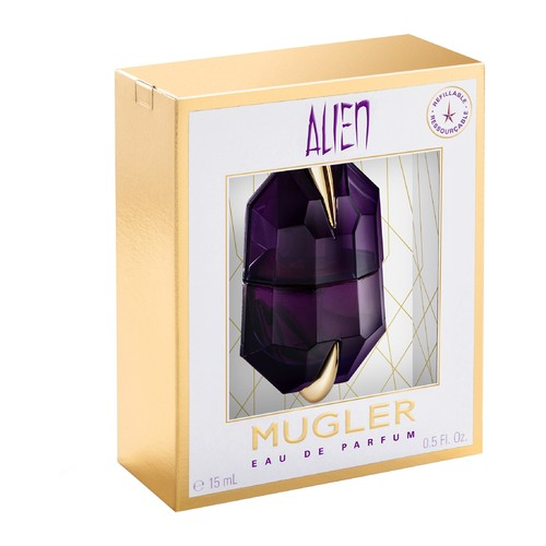 Mugler Alien eau de cologne refillable 15 ml