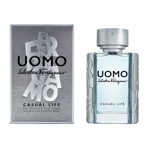 Salvatore Ferragamo Uomo Casual Life Men eau de toilette 50 ml