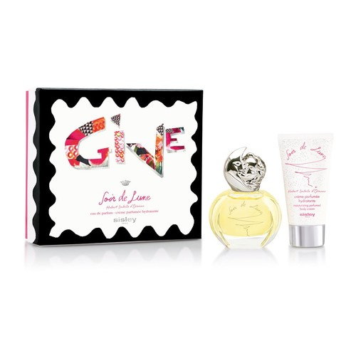 Sisley Soir De Lune gift set 30ml eau de toilette + 50 ml body creme