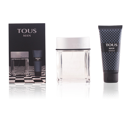 Tous Man gift set 100 ml eau de toilette + 100 ml shower gel