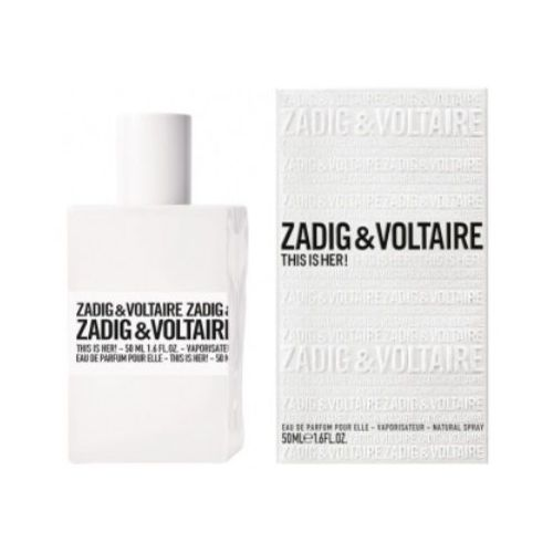 Zadig & Voltaire This Is Her eau de parfum 100 ml