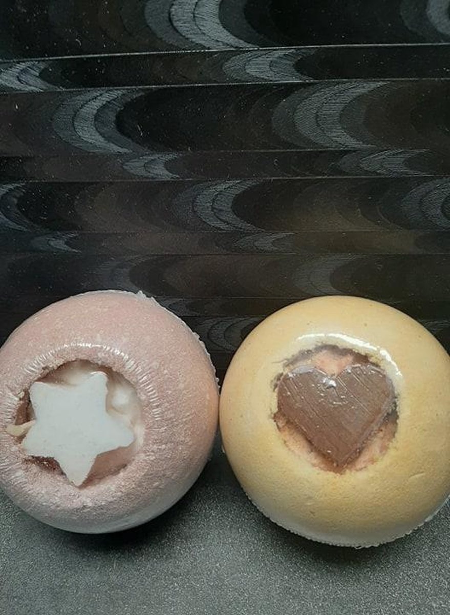 Set bathbombs