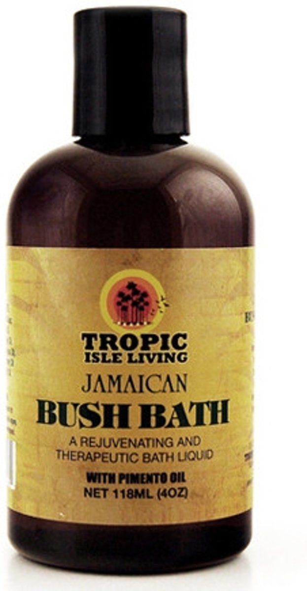 Tropic Isle Living Jamaican Bush Bath 118ml